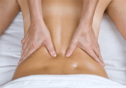 Relaxation Massage - back massage